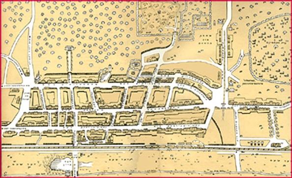 Kalarash Street Map